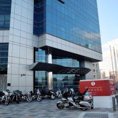 Отель Ramada Corniche Абу-Даби городской автобус