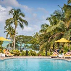 Отель Wellesley Resort Фиджи, Вити-Леву - отзывы, цены и фото номеров - забронировать отель Wellesley Resort онлайн бассейн фото 3