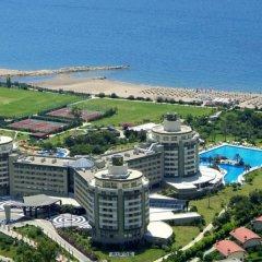 Rixos Lares Hotel Турция, Анталья - 9 отзывов об отеле, цены и фото номеров - забронировать отель Rixos Lares Hotel онлайн пляж