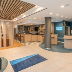 Отель Holiday Inn Express Hamburg - City Hauptbahnhof фитнесс-зал