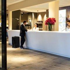 Отель A-Ja Zurich. Das City-Resort. Цюрих интерьер отеля фото 2