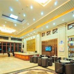 Sanya Xinhai Sunshine Hotel интерьер отеля