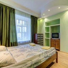 Апартаменты Stn Apartments Near Hermitage Стандартный номер с различными типами кроватей фото 32