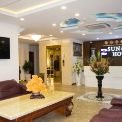 Отель Sun & Sea Hotel Вьетнам, Нячанг - отзывы, цены и фото номеров - забронировать отель Sun & Sea Hotel онлайн интерьер отеля