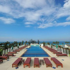 Отель Baumancasa Beach Resort пляж