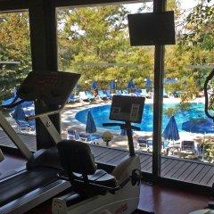 Montana Pine Resort Турция, Олудениз - 2 отзыва об отеле, цены и фото номеров - забронировать отель Montana Pine Resort - All Inclusive онлайн фитнесс-зал фото 2