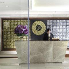 Отель Banyan Tree Bangkok интерьер отеля