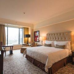 Four Seasons Hotel Singapore 5* Стандартный номер с различными типами кроватей фото 5