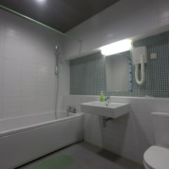 Hotel Terminal Adler Сочи ванная