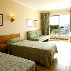 Отель Hostal Montesol комната для гостей