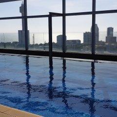 Отель Treetops Pattaya Condominium Паттайя бассейн