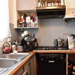 Апартаменты Charming 1 Bedroom Apartment in St Germain в номере