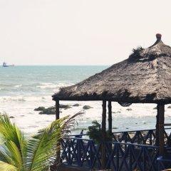 Отель Ave Maria Health And Wellness Resort пляж