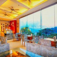 Отель Chalet Baguio Филиппины, Багуйо - отзывы, цены и фото номеров - забронировать отель Chalet Baguio онлайн интерьер отеля фото 3