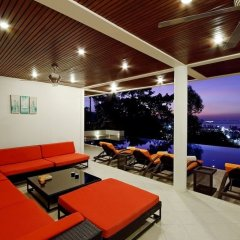 Отель Patong Hill Estate 8 Патонг гостиничный бар