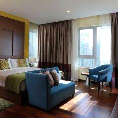 Отель Ramada Downtown Dubai ОАЭ, Дубай - 3 отзыва об отеле, цены и фото номеров - забронировать отель Ramada Downtown Dubai онлайн фото 3