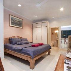 Апартаменты Argyle Apartments Pattaya Паттайя комната для гостей фото 2