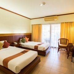 Отель Lanta Casuarina Beach Resort комната для гостей фото 3