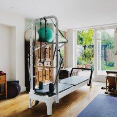 Отель onefinestay - Hampstead private homes фитнесс-зал
