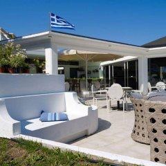 Отель Rhodes Lykia Boutique Родос бассейн