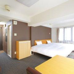Отель Flexstay in platinum Япония, Токио - отзывы, цены и фото номеров - забронировать отель Flexstay in platinum онлайн комната для гостей фото 2