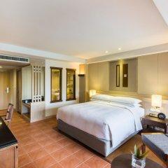 Отель Phuket Marriott Resort & Spa, Merlin Beach 5* Стандартный номер с различными типами кроватей фото 2
