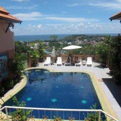 Отель Baan Kongdee Sunset Resort бассейн