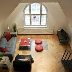 Апартаменты Prague Letna Apartments комната для гостей фото 2