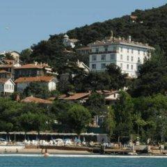 Merit Halki Palace Hotel Хейбелиада пляж