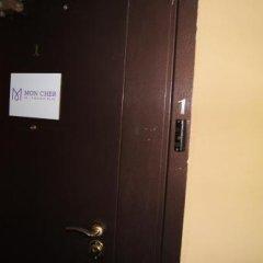 Гостиница Mon Сher сейф в номере