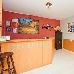 Отель Peneka Hotel Болгария, Поморие - отзывы, цены и фото номеров - забронировать отель Peneka Hotel онлайн интерьер отеля