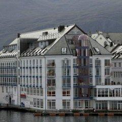 Отель Scandic Ålesund Норвегия, Олесунн - 1 отзыв об отеле, цены и фото номеров - забронировать отель Scandic Ålesund онлайн вид на фасад