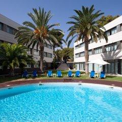Отель Daniya Alicante бассейн