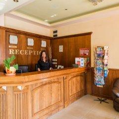 Отель Avenue Болгария, Бургас - отзывы, цены и фото номеров - забронировать отель Avenue онлайн интерьер отеля фото 3