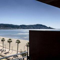 Отель Montecarlo Испания, Курорт Росес - 1 отзыв об отеле, цены и фото номеров - забронировать отель Montecarlo онлайн балкон
