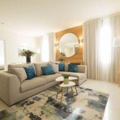Отель Metropol Ceccarini Suite Риччоне комната для гостей фото 21