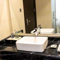 Отель Jielv Hangkong Hostel Китай, Чжухай - отзывы, цены и фото номеров - забронировать отель Jielv Hangkong Hostel онлайн ванная