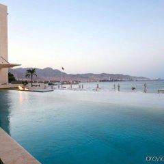 Kempinski Hotel Aqaba бассейн