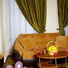 Делюкс Отель на Галерной Стандартный номер с двуспальной кроватью фото 11