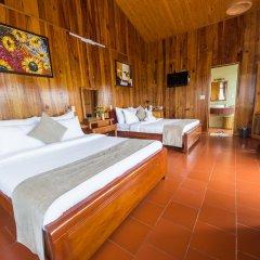Отель Zen Valley Dalat Далат сейф в номере