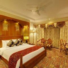 Отель Babylon International Индия, Райпур - отзывы, цены и фото номеров - забронировать отель Babylon International онлайн комната для гостей фото 4