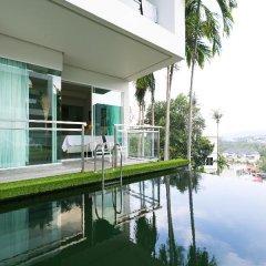 Отель Sugar Palm Grand Hillside 4* Стандартный номер разные типы кроватей фото 12