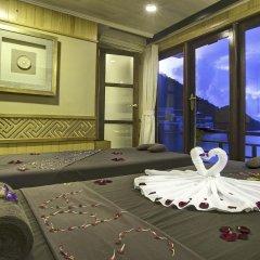 Отель Pelican Halong Cruise сауна