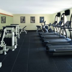 Отель Movenpick Resort & Spa Dead Sea фитнесс-зал