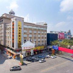 Отель Vienna Hotel Zhongshan Bus Station Китай, Чжуншань - отзывы, цены и фото номеров - забронировать отель Vienna Hotel Zhongshan Bus Station онлайн парковка