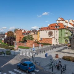 Апартаменты P&O Podwale Apartments Варшава
