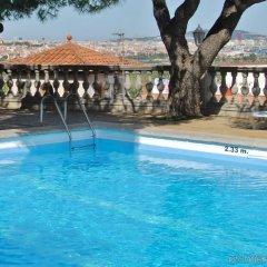 Отель El Castell Испания, Сан-Бой-де-Льобрегат - отзывы, цены и фото номеров - забронировать отель El Castell онлайн бассейн фото 2