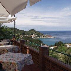 Hotel Oleandro Марчиана балкон