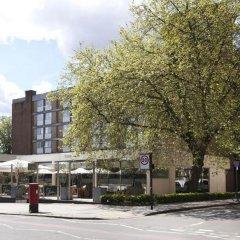 Отель Premier Inn London Hampstead городской автобус