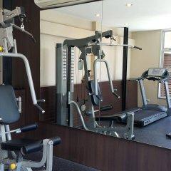 Отель April Suites Pattaya Паттайя фитнесс-зал фото 2